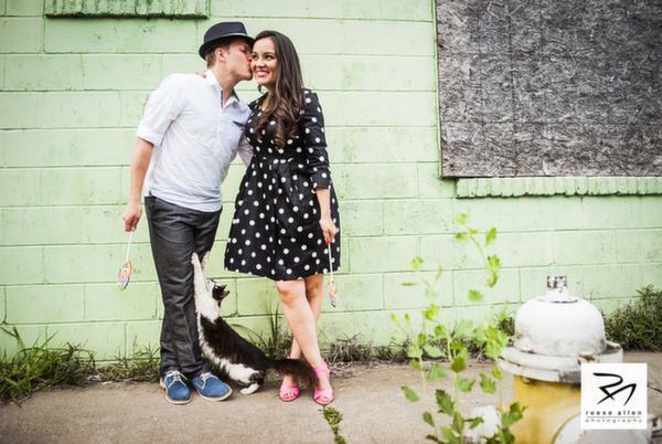 Downtown Charleston South Carolina engagement and portrait photography by Top photographer Reese Allen Studios-5.jpg