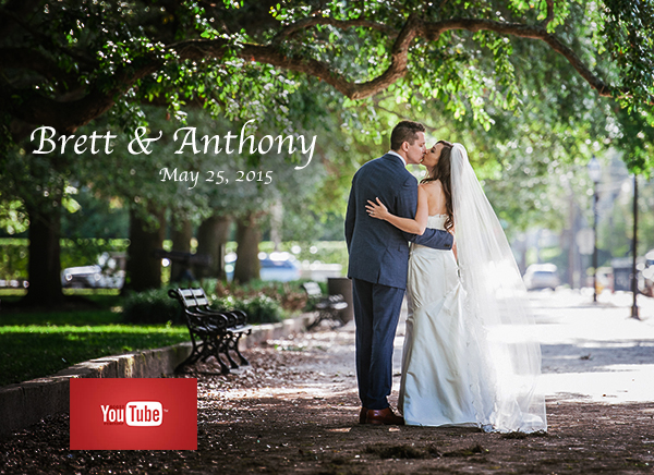 Charleston downtown weddings